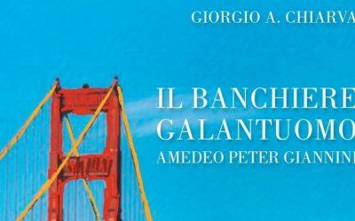 """Giorgio Chiarva presenta il suo libro """"Il banchiere Galantuomo"""""""