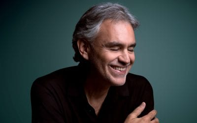 Trip to Italy with Andrea Bocelli