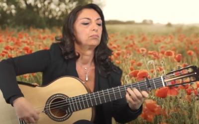 Angela Centola – Dal flamenco tradizionale alle proprie composizioni