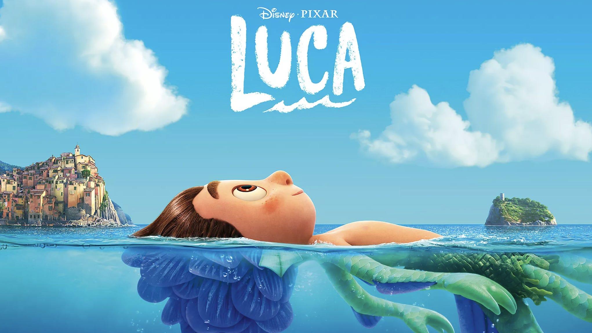 Q&A withLUCA's Director Enrico Casarosa
