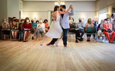 The History of Tango & Performance