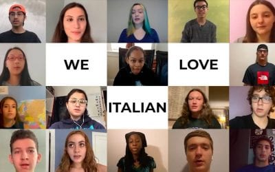 New Video from L'Ambasciata d'Italia a Washington DC