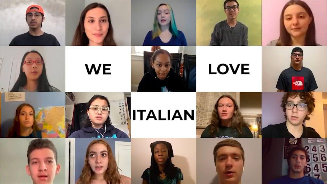 New Video from L'Ambasciata d'Italia a Washington DC
